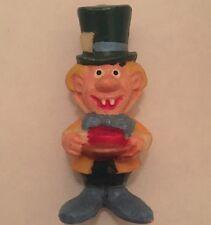 Vintage Disney 1960S Mad Hatter Alice In Wonderland Toy Miniature