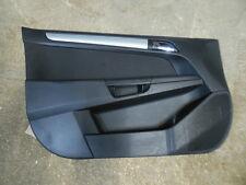 10437 C1 MK5 Opel Astra Hatchback 5 Puertas n/s pasajeros lado Tarjeta de puerta frontal