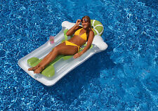 "Swimline 90653 Giant 75"" Inflatable Margarita Mattress For Swimming Pool Float"