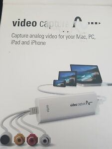 Elgato Video Capture for PC, MAC, iPad and iPhone