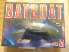 Batman Batboat w/ Detailed Opening Canopy 1/25 Model Kit (1025) Sealed Amt Nib