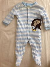 Carter'S Padded Insulated Sleep & Play One-piece Pajama with Polyfill - 6M