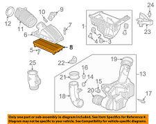 HONDA OEM 05-07 Accord Engine-Air Filter Element 17220RCJA00