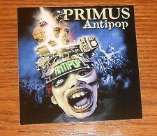 Primus Antipop Sticker Original Promo 4x4