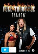 Full Throttle Saloon : Season 1 (DVD, 2010, 2-Disc Set) New  Region 4