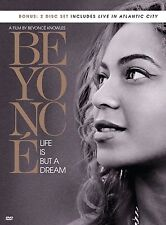 Beyoncé-Life Is But A Dream 2er [Dvd + Uv Copy] Nuovo BEYONCE 'KNOWLES Beyonce