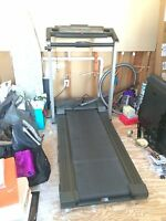 *** iFit Treadmill Rarely Used Great Condition***