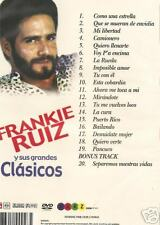 FRANKIE RUIZ EL PAPA DE LA SALSA CON SUS MEJORES VIDEOS