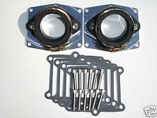Chariot Banshee PowerValve Cheetah ONLY Billet Intakes 44-48mm carbs