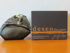 Deseo for Men By Jennifer Lopez 3.4 oz / 100 ml Eau De Toilette Spray NIB NEW