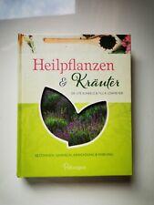 Heilpflanzen & Kräuter. Bestimmen Sammeln Anwendung Wirkung Magie Hexen Buch