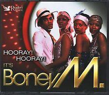 Boney M  -  Reader's Digest 3 CD Box   OVP  2008 &   CD Christmas Album