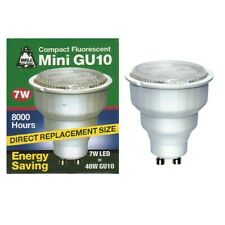 Bell Lighting Gu10 7 Watt Compact Fluorescent