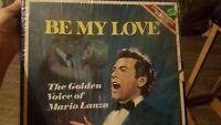 ☆6 Album Set!! Reader's Digest Be My Love Mario Lanza Vinyl Albums ☆ Excellent!!