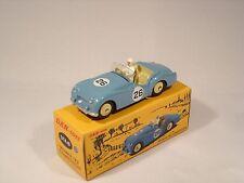 DAN TOYS Triumph TR2 Compétition #26 Bleu (Ed.Lim.250 Ex.)