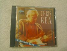 Chris Rea Midnight Blue Live (On Stage) Cd Italian Import Scare and Rare
