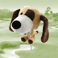 Club Hugger, 460cc Driver, 1 Wood Golf Club Head Cover, Animal Novelty DOG