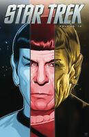 Star Trek, Volume 13 Mike Johnson Tony Shasteen Paperback Book