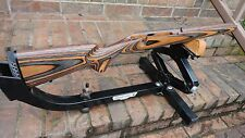 Remington 700 L/A HERITAGE BDL SPS COFFEE CAMO STOCK WITH PAD & STUDS USA! 901