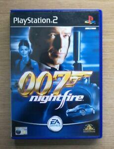 James Bond 007: Nightfire Sony PlayStation 2 PS2 Game FREE P&P