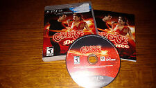 GREASE: DANCE FOR PS 3 (SONY PLAYSTATION 3) IN GOOD USED CONDITION