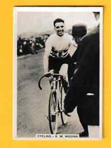 1935 J.A. Pattreiouex Sporting Events & Stars #73 E.W. Higgins Cycling (KCR)
