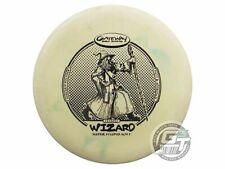 USED Gateway Sure Grip SSS Wizard 175g Green Black Stamp Putter Golf Disc