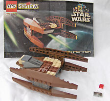 LEGO SET 7111 - DROID FIGHTER (STAR WARS Episode 1), Complete with Instructions