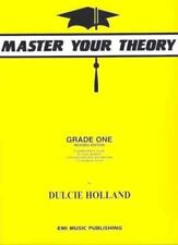 Master Your Theory Grades 1 to 7 - Dulcie Holland
