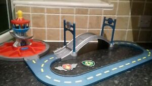 Paw Patrol Track And Mini Tower