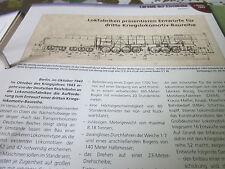 Chronik der Eisenbahn 2: 1943 Entwürfe für dritte Kriegslok Baureihe