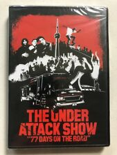 The Under Attack Show - Season 3 - Skateboarding (DVD) Reg ALL - NEW SEALED RARE