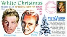 """COVERSCAPE computer designed 65th anniversary """"White Christmas"""" film event Cover"""
