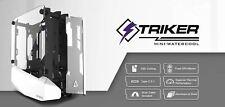 Antec STRIKER Open Frame Mini-ITX Aluminium and Steel Case, PCI-E Riser Cable