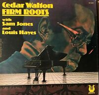 CEDAR WALTON*Pre-Owned LP- FIRM ROOTS** MUSE RECORDS MR 5059**NEVER PLAYED