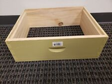 Fully assembled & Painted Langstroth 10 Frame Medium Super Box Only