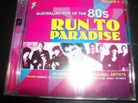 Run To Paradise: Australian Pop Of The 80s Vol 4 CD 1927 Eurogliders Wa Wa Nee –