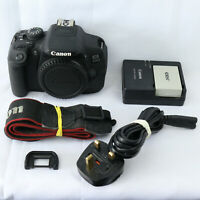 Canon EOS 700D DSLR Camera (Last one)