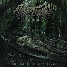 CRYPTOPSY-BOOK OF SUFFERING:TOMEII (UK IMPORT) CD NEW