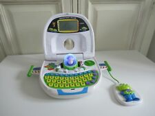 ♥ Jouet Vtech Ordinateur Buzz L'éclair Disney Pixar Toy Story 3