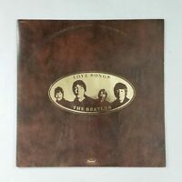 THE BEATLES Love Songs SKBL11711 MbC Dbl LP Vinyl VG+ near ++ GF Sleeve Booklet