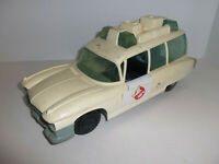 Vintage 1984 Kenner The Real Ghostbusters ECTO-1 Ambulance Car PARTS or REPAIR