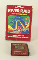 Boxed Atari 2600 game River Raid By Activision Tested & Working