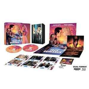 True Romance UK Exclusive 4K Ultra HD + Bluray Deluxe Steelbook Preorder!!!