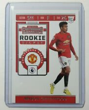 Mason Greenwood 2019-20 Panini Chronicles Soccer Contenders Rookie Ticket