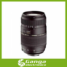 Objetivo Tamron AF 70-300mm F/4-5.6 Di LD (Para Nikon) [Ship From Spain EU]