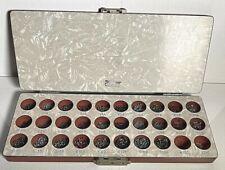 Vintage Zipco Universal Lock Pin Kit Rekey Kit For The Professional Locksmith
