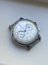Vintage Movado M90 Chronograph Watch 1940's AMAZING!