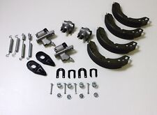 REAR BRAKE SHOE & WHEEL CYLINDER SET FOR THE TRIUMPH SPITFIRE MKI,MKII & MKIII