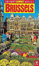 Brussels Insight Compact Guide (Insight Compact Guides), , 9812343679, New Book